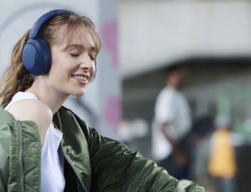 Sony 新款重低音主動降噪耳機 WH-XB910N 登場,具備比前一代更強的降噪能力與支援 LDAC 編碼